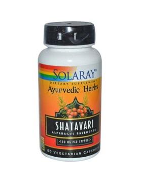 Shatavari ayurveda dodatak prehrani Solaray