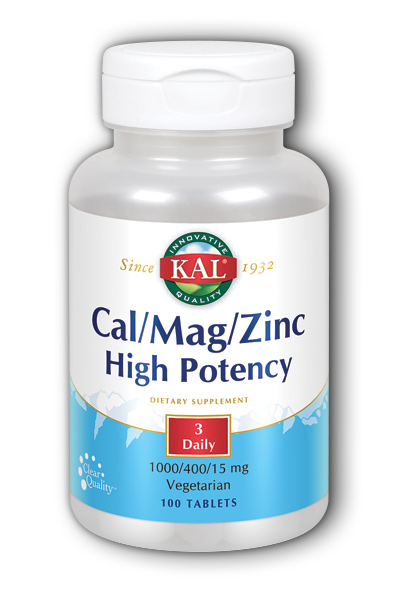 Cal Mag Zinc Code 57710