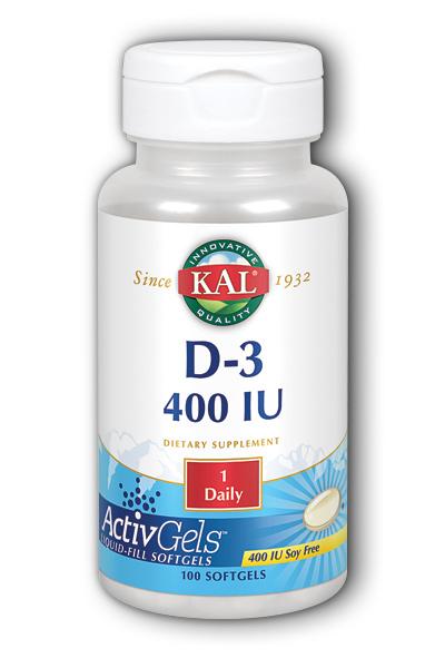 D3 400 IU