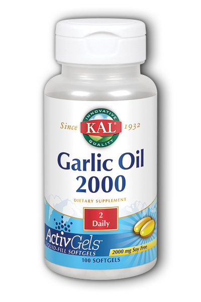 Garlic Oil 2000 Code 70236