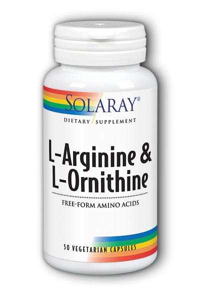 L-Arginine & L- Ornithine Code 4880