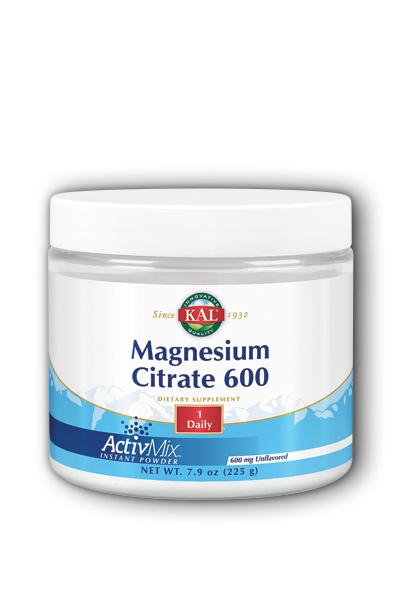 Magnesium Citrate ActivMix