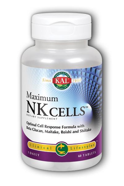 Maximum NK Cells
