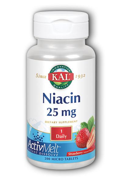 Niacin ActivMelt