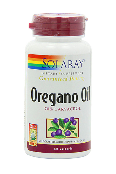 Oregano Oil 70% Carvacrol