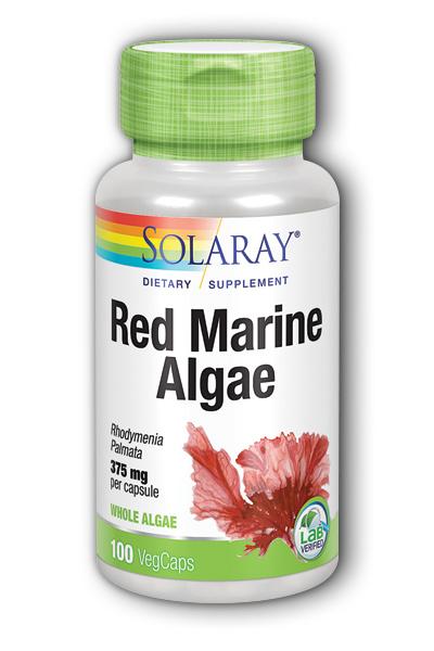 Red Marine Algae Crvena morska alga