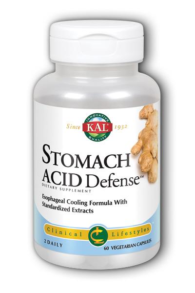 Stomach Acid Defense