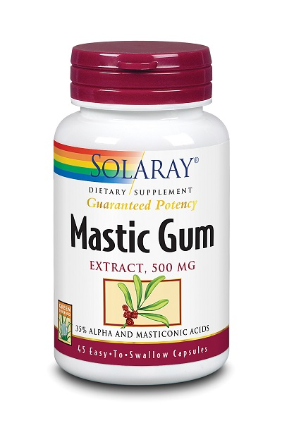 Mastic Gum Extract Solaray