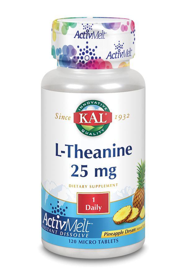 L Theanine 25mg KAL
